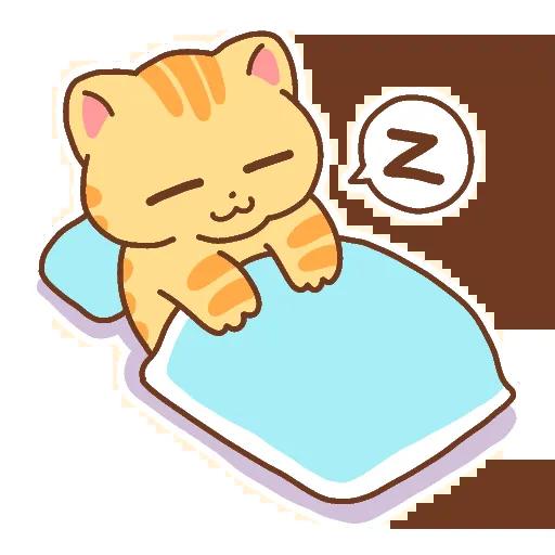 CuteCat messages sticker-11