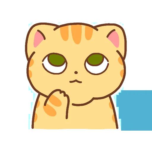 CuteCat messages sticker-3