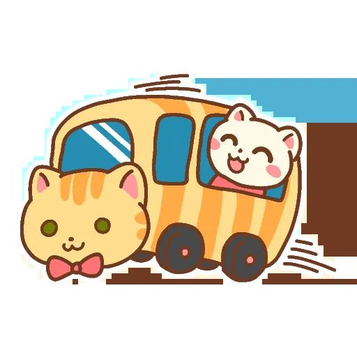 CuteCat messages sticker-6