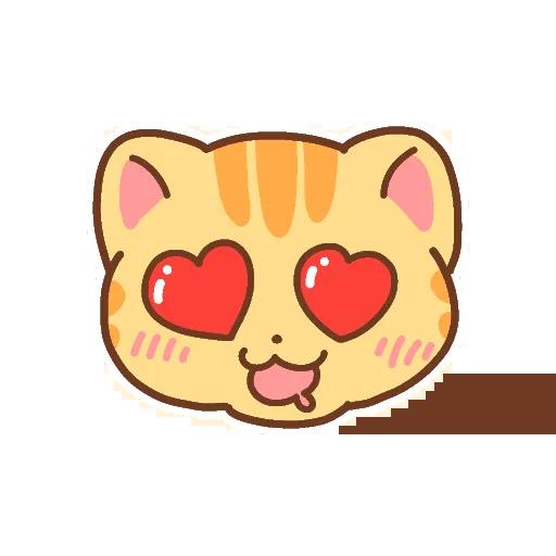 CuteCat messages sticker-7