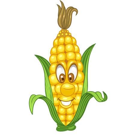 玉米丰收-快乐的玉米Emoji messages sticker-2