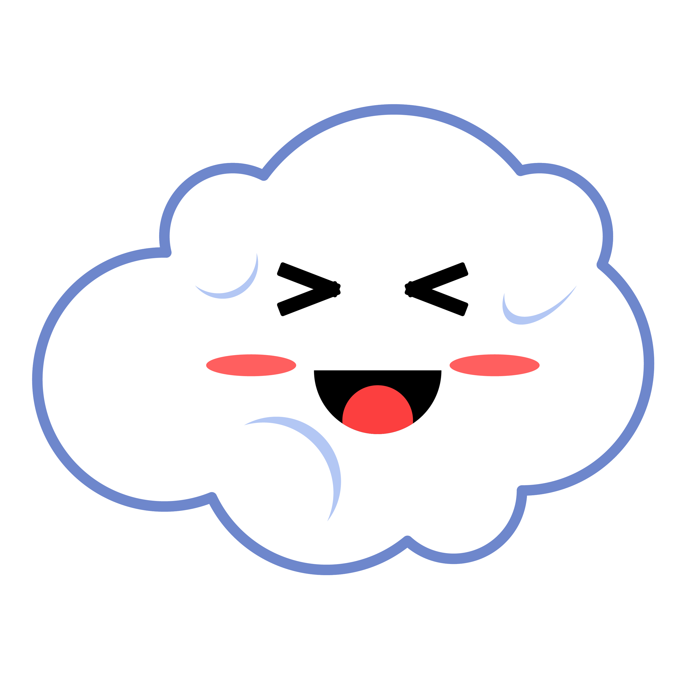 云山电子 - 云山Emoji messages sticker-1