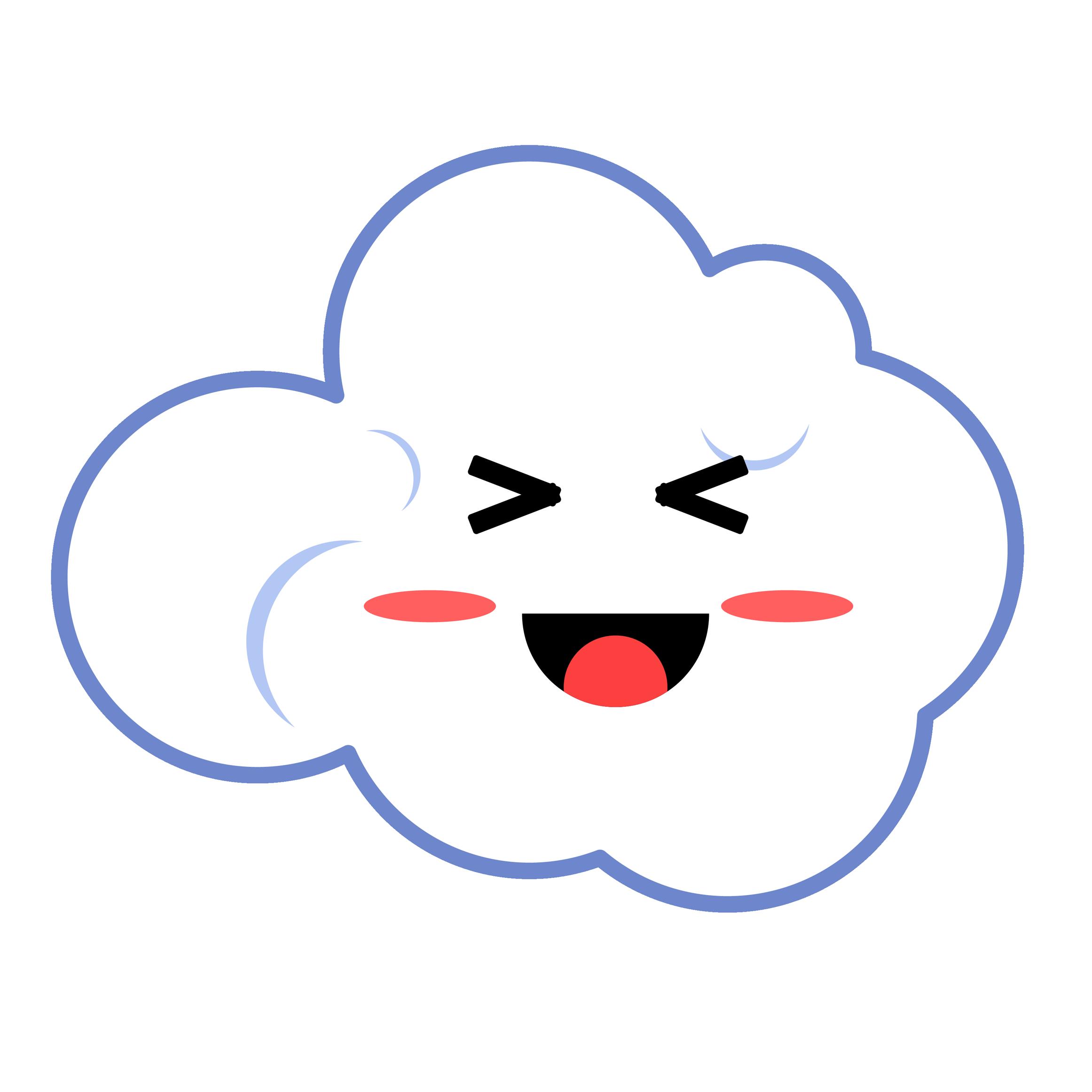云山电子 - 云山Emoji messages sticker-0