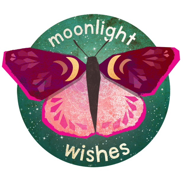 Midnight Moth Bedtime Stickers messages sticker-6