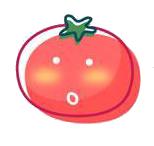 玉米炒饭-茄子Emoji messages sticker-11