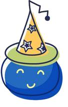 玉米炒饭-茄子Emoji messages sticker-0