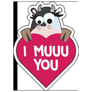 Chú Bò Sữa messages sticker-11