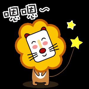 方狮人来咯 messages sticker-2