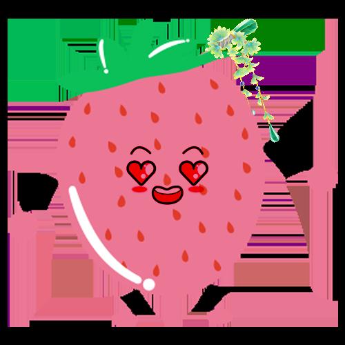 KreshYrawberry messages sticker-1