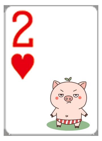 PigPoker messages sticker-1