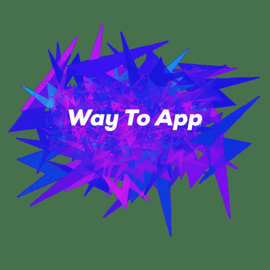 WayToApp-Stickers messages sticker-1
