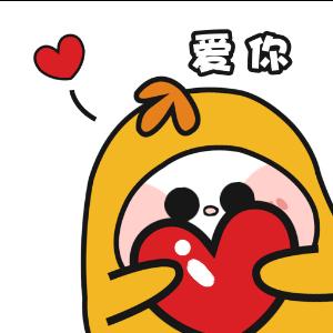 姗姗鸡咕咕 messages sticker-0