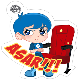 Coody Cute messages sticker-11