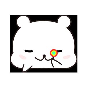 LCB-Little Cute Bear messages sticker-6