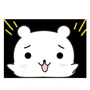 LCB-Little Cute Bear messages sticker-8