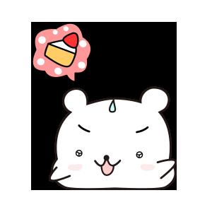 LCB-Little Cute Bear messages sticker-11