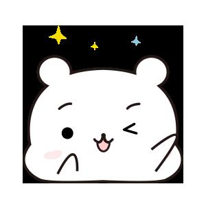 LCB-Little Cute Bear messages sticker-2