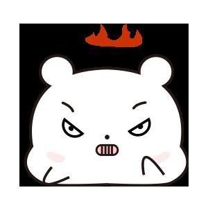LCB-Little Cute Bear messages sticker-1