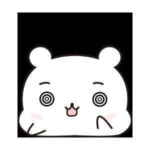 LCB-Little Cute Bear messages sticker-3