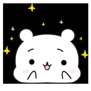 LCB-Little Cute Bear messages sticker-4