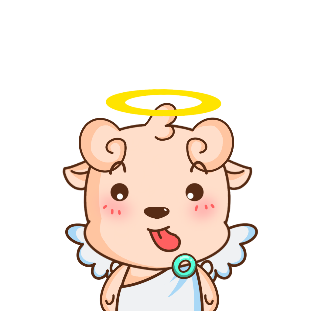 AngelMascot messages sticker-4