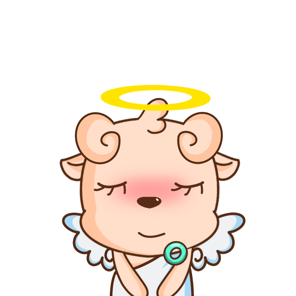 AngelMascot messages sticker-7