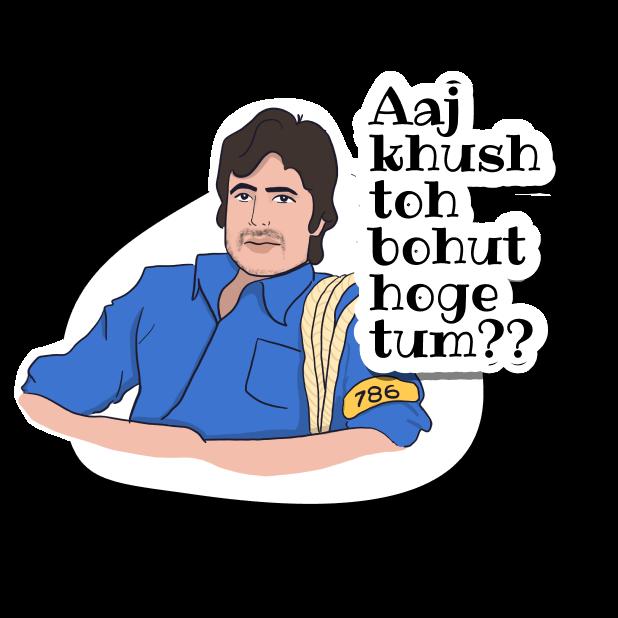 Mumbhai messages sticker-8