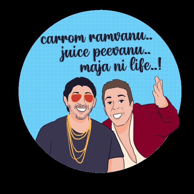 Mumbhai messages sticker-7