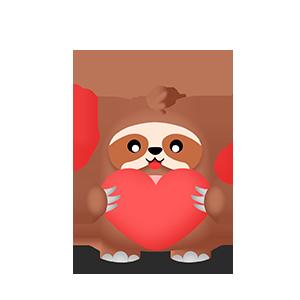 幼稚的猫头鹰 messages sticker-7