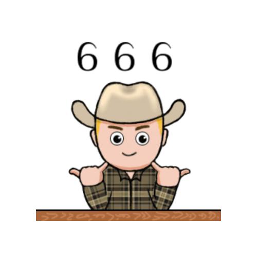 靓仔牛仔-Cowboys messages sticker-11