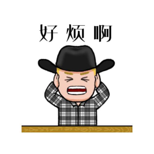靓仔牛仔-Cowboys messages sticker-8