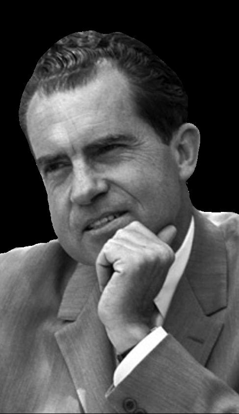 Richard Nixon messages sticker-8