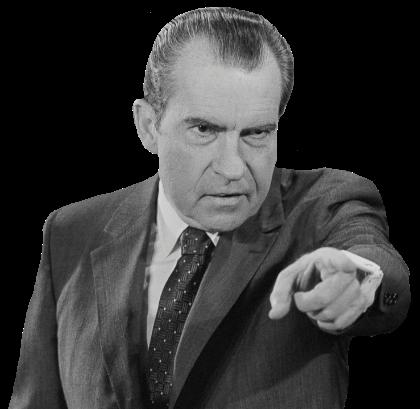 Richard Nixon messages sticker-10