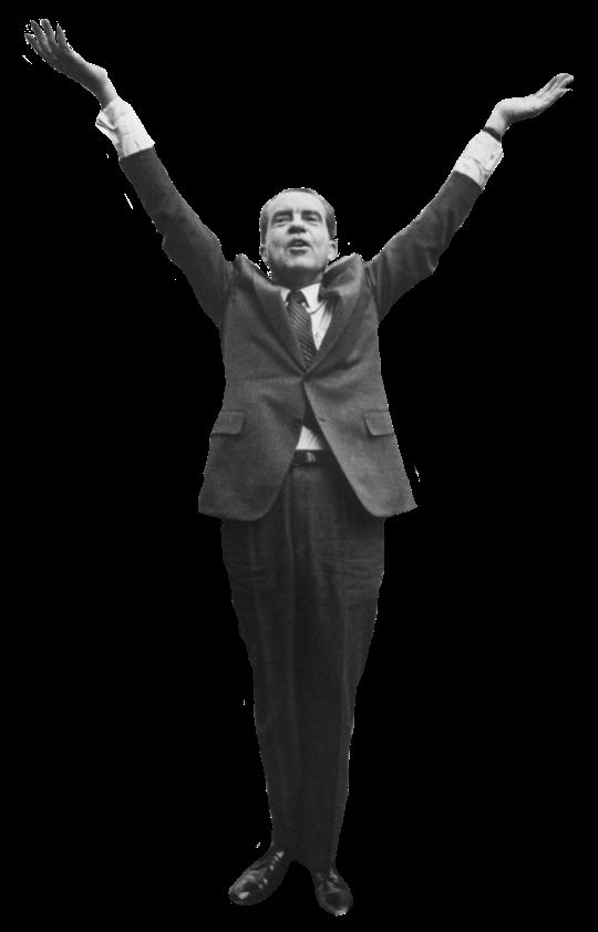 Richard Nixon messages sticker-4