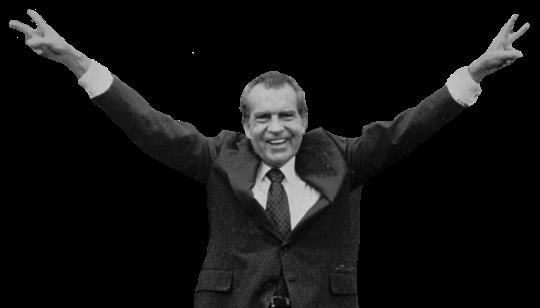 Richard Nixon messages sticker-2