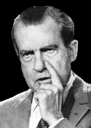 Richard Nixon messages sticker-5