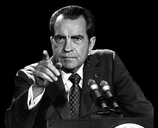 Richard Nixon messages sticker-3