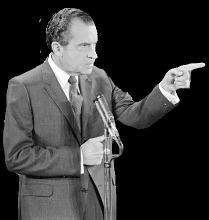 Richard Nixon messages sticker-9