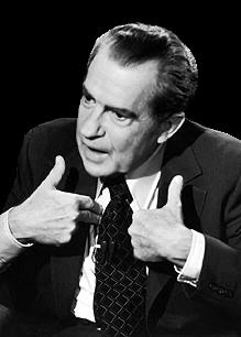 Richard Nixon messages sticker-11