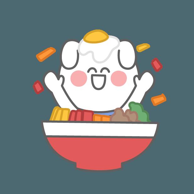 Food Figheter3 - sticker messages sticker-9