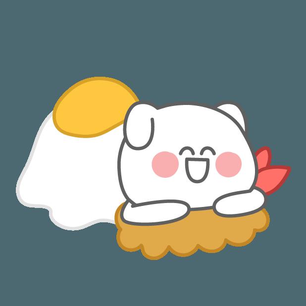Food Figheter3 - sticker messages sticker-7
