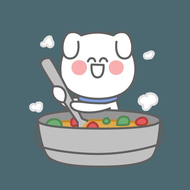 Food Figheter3 - sticker messages sticker-8
