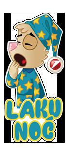Chú Chó Tuyết messages sticker-10