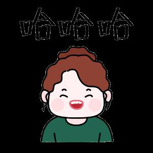 女主角肉丝儿 messages sticker-1