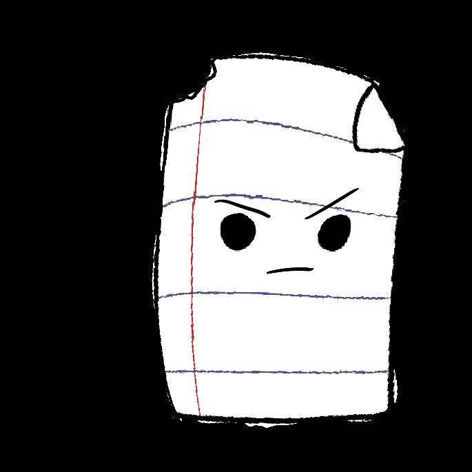 Notepad Stickies messages sticker-0
