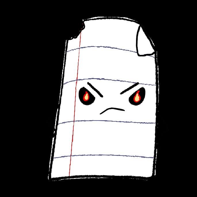 Notepad Stickies messages sticker-1
