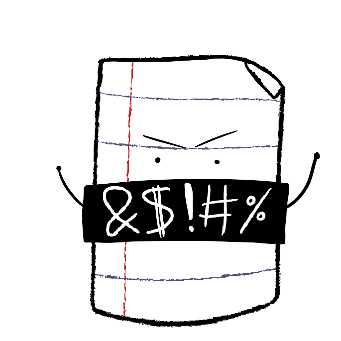 Notepad Stickies messages sticker-3