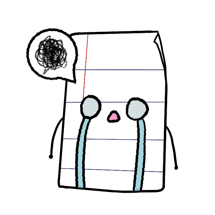 Notepad Stickies messages sticker-6