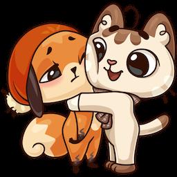 Stickers: Autumn·Friendship messages sticker-2