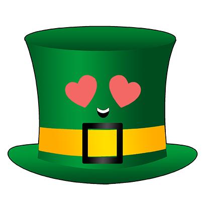 Saint Patrick messages sticker-10